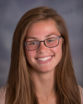 Miss Pitman Contestant<br>Emily Galvin