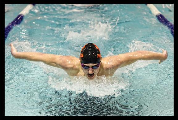 Jeff Mazzola Sports Swim Photo Sample