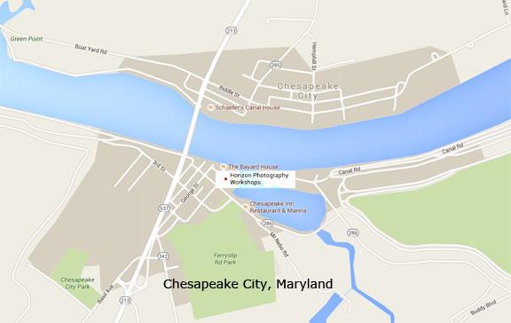 Horizons Workshop in Chesapeake City MD