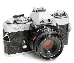 Minolta XD-11 - My First New SLR