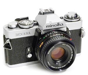 Minolta XD-11 - My First New SLR