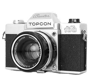 Beseler Topcon Auto 100-My First SLR