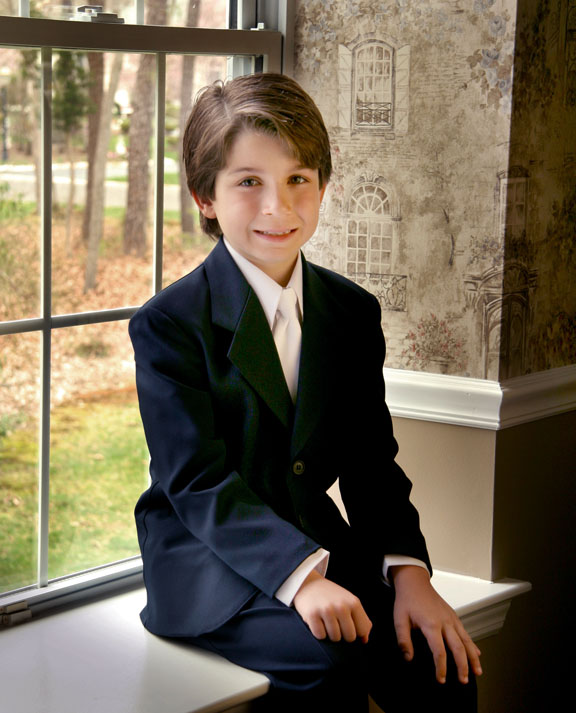 Communion photography in Southern New Jersey