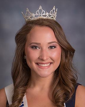 Miss Pitman 2016, Grace Anne Koller