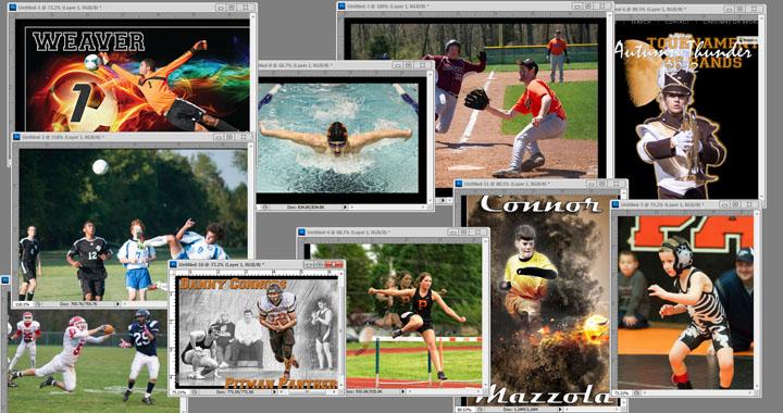 Jeff Mazzola Sports Photos Collection
